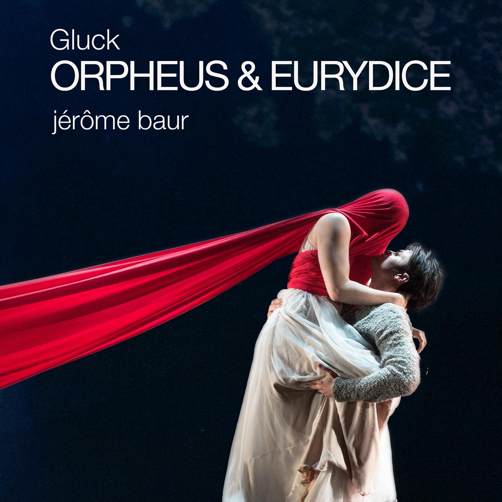 Orpheus & Eurydice - Album Cover
