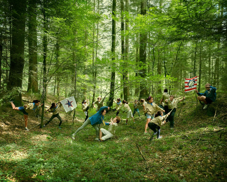 Scouts © Gaia Baur
